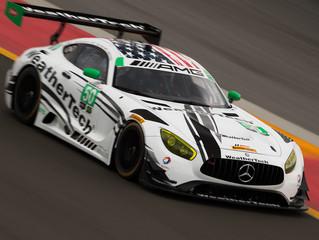 WeatherTech Racing Mercedes-AMG GT3 qualifies 15th at Watkins Glen