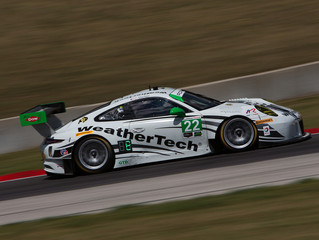 C. MacNeil and Müller to Start WeatherTech Porsche from Back at Road America