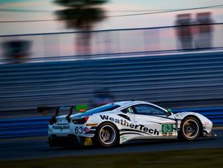 WeatherTech Racing Leaves Daytona Roar Test Satisfied