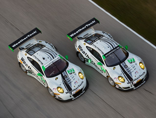 MacNeil and Müller 11th in WeatherTech Racing Porsche at Road America