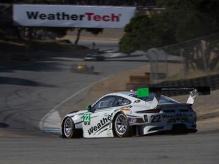 WeatherTech Racing Fights Back to Eight at Laguna Seca