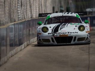 WeatherTech Racing to Start Detroit from Row Five
