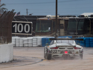 WeatherTech Racing Finishes Fifth at Sebring in GTD