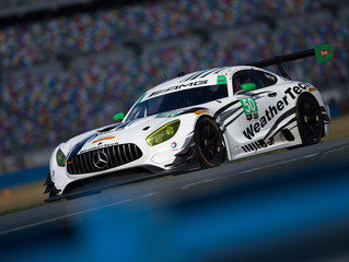 WeatherTech Racing puts Mercedes-AMG GT3 to the test in Roar at Daytona