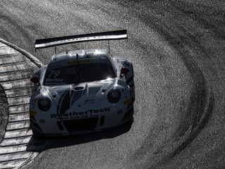 WeatherTech Racing on Front Row for PWC SprintX