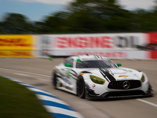 WeatherTech Racing Mercedes-AMG GT3 finishes 12th at Belle Isle