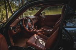 Porsche Targa 4S Interior