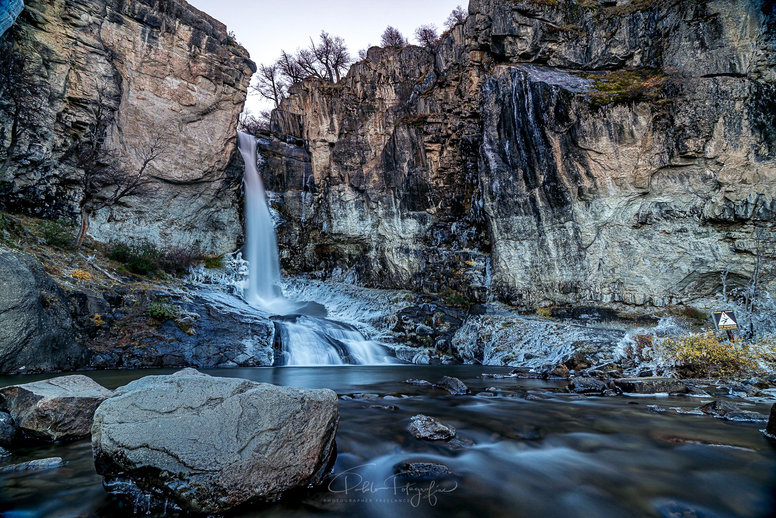 Cascada el Arroyo del Salto