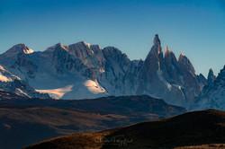 Murallón y Cerro Torre