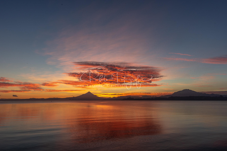 Amanecer Lago Llanquihue