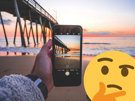Pensée du jour #3: Potentiel Instagram