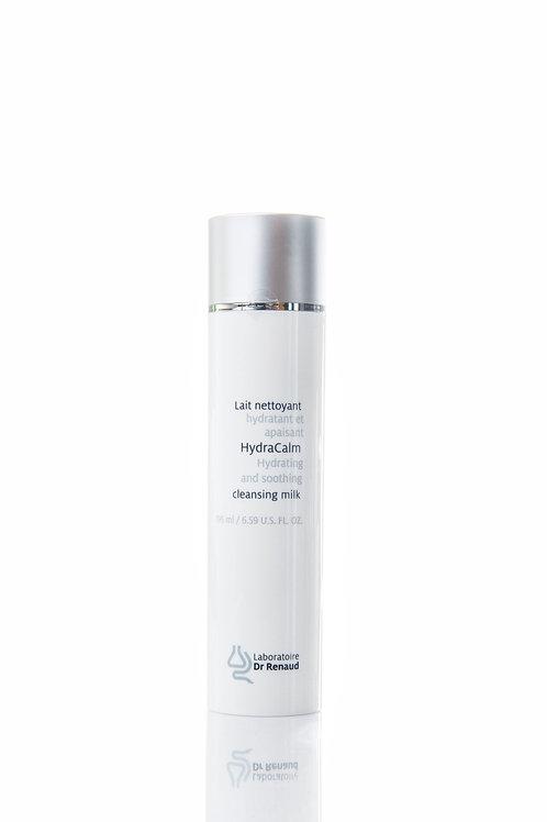 Lait nettoyant hydratant et apaisant HydraCalm 195 ml