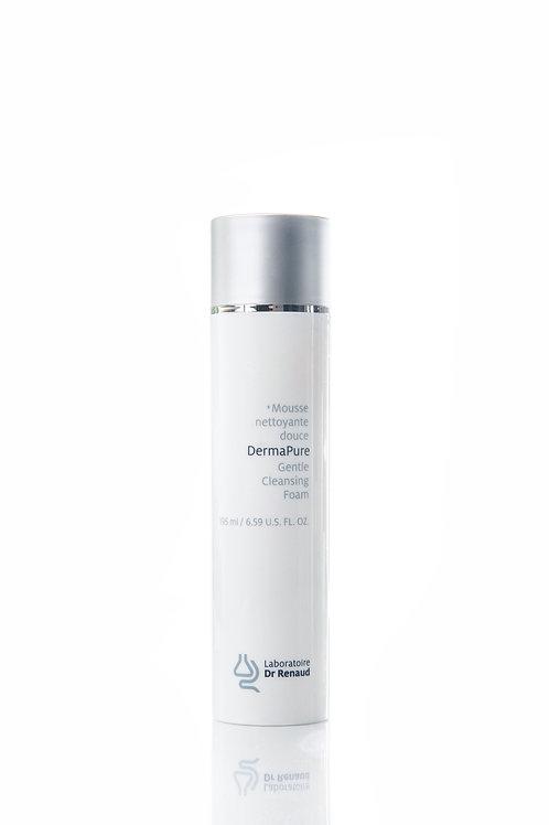Mousse nettoyante douce DermaPure 195 ml