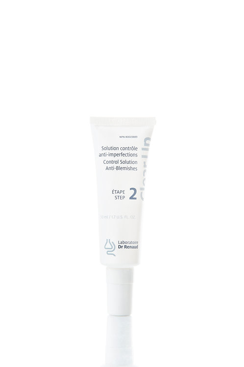Solution contrôle anti-imperfections Clear Up 50 ml
