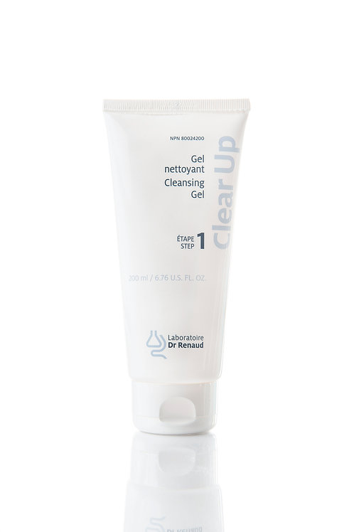 Gel nettoyant Clear Up 200 ml