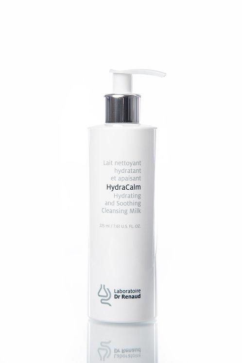 Lait nettoyant hydratant et apaisant HydraCalm 225 ml
