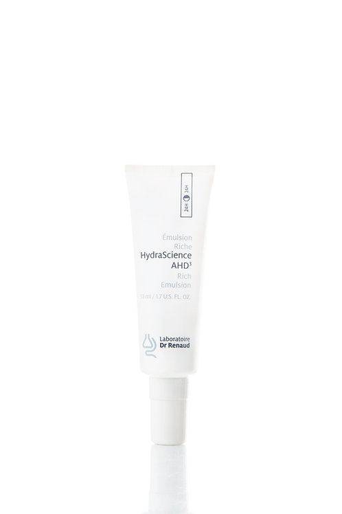 HydraScience - Émulsion riche 50 ml