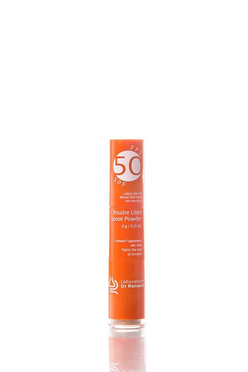 Poudre libre Claire FPS 50 6 g