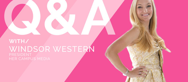 Q&A WITH/Windsor Western, President of Her Campus Media || Empowering Female Scholars through COVID