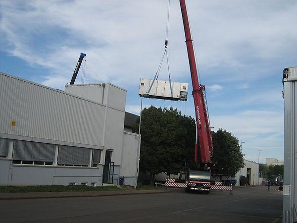 Maschinentransport Schindler GmbH