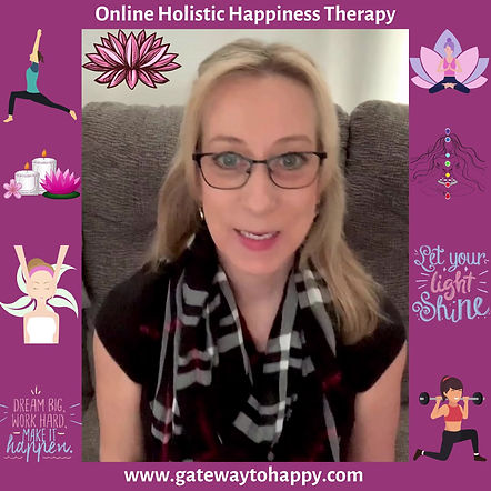 Holistic Happiness Therapy