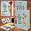 Thumbnail: First 5 Years Baby Memory Book Journal Scrapbook