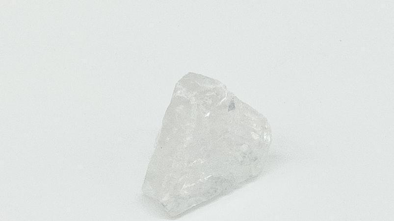 Crown Chakra - Clear Quartz Rough Stone