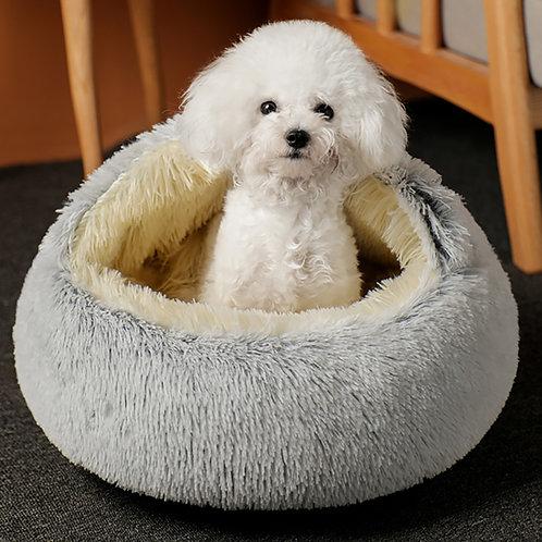 Super Soft Long Plush Pet Bed