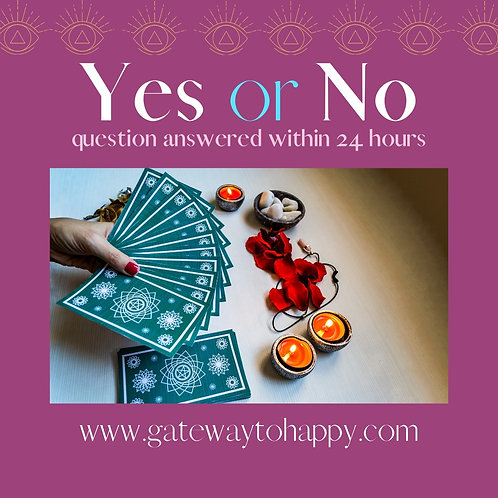 Looking for a Simply Yes or No Answer?