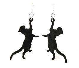 Playful Cat Earrings
