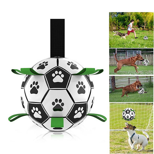Paw Football/Soccer Toys for Puppy  and Large Dogs