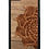Thumbnail: Slim Wooden Phone Case | Mandala in Black Walnut & Aromatic Cedar Inlay