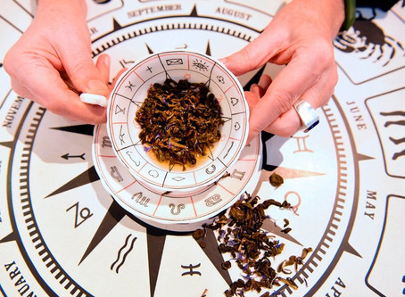 Everything You Need to Know About Tea Leaf Readings