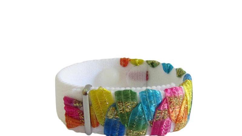 Anxiety Relief Bracelet, Pink Bracelet