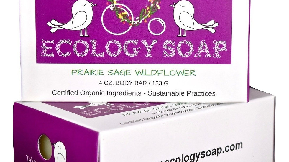 Prairie Sage Body Bar