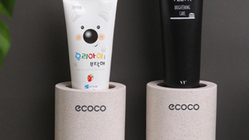 Ecoco Toothpaste Dispenser