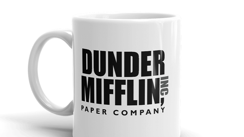 Dunder Mifflin Paper Company, Inc From the Office Mug