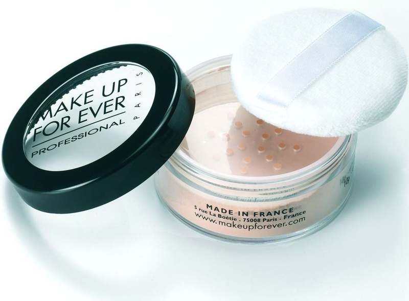 Make Up For Ever Super Matte Powder