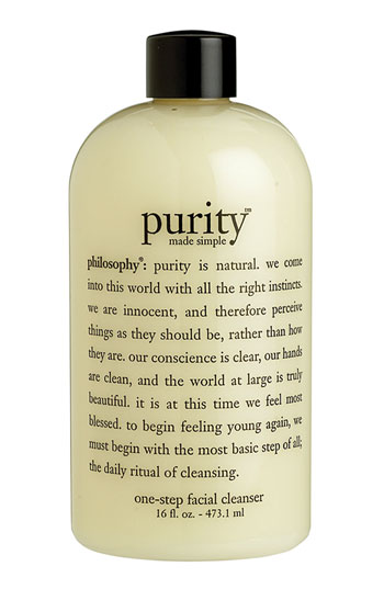 Purity Facial Cleanser