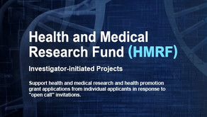 Health and Medical Research Fund (HMRF)