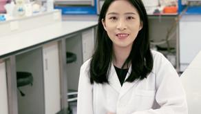 Congratulations to Miss Zitong Shao