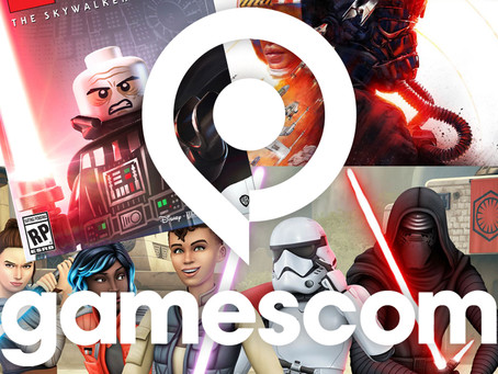 Star Wars Gaming Hits hard with 3 trailers at Gamescom Opening Night