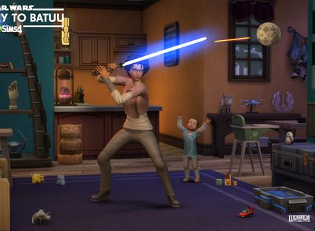 The Sims Heads to a Galaxy Far Far Away