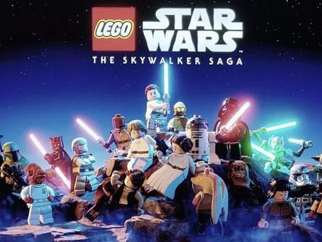 Lego Star Wars: The Skywalker Saga Pushed to Spring 2021!