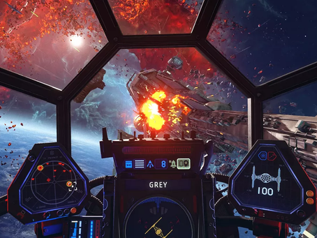 TO YOUR STATIONS: Star Wars Squadrons gets Holiday DLC featuring classic ships