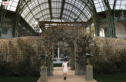 Chanel's Spring/Summer Couture 2018