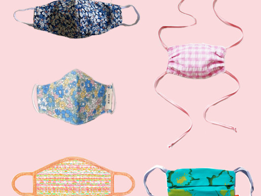 10 stylish face masks you won't want to leave the house without