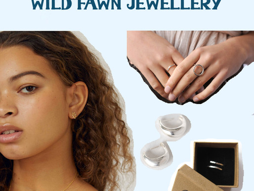 Sustainable Sweep: Wild Fawn Jewellery