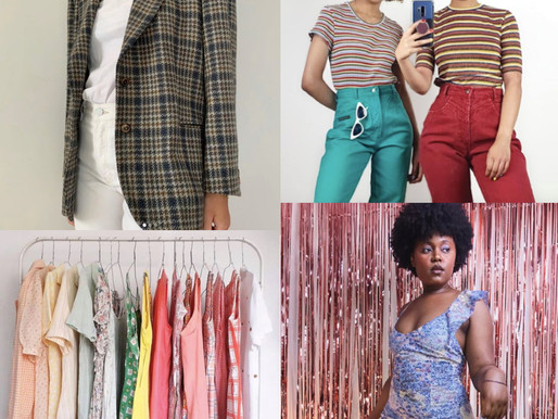 Instagram's growing vintage boutiques are booming thanks to lockdown