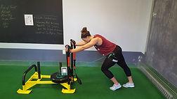 Athlete Training